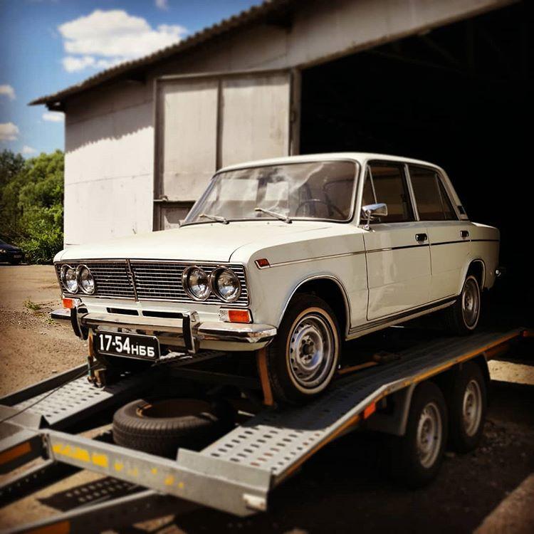 Pekerjaan Restorasi Mobil, sumber ig retro_rf_official