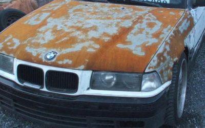 5 Tips Ampuh Pencegahan Korosi Pada Body Mobil Anda