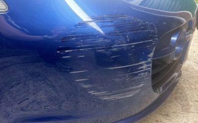 Tips Menghilangkan Goresan Body Mobil Dengan Mudah