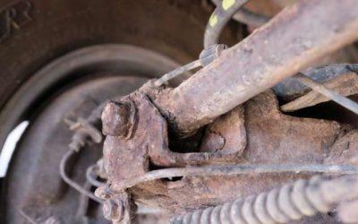 Tips Mencegah Karat di Kolong Mobil