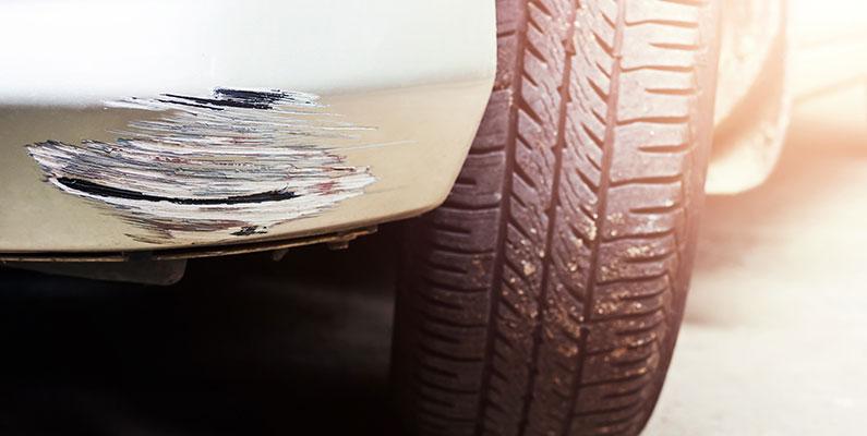 Goresan Baret pada Mobil, sumber : CarBrain